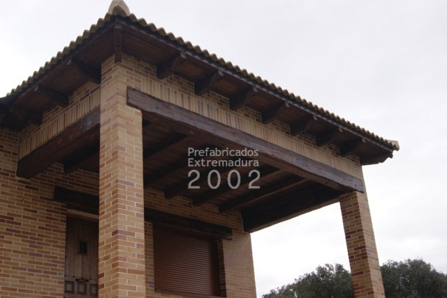 Porches de obra perfect more with porches de obra great - Porche de obra ...