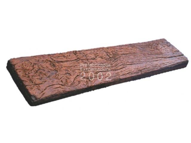 Prefabricados extremadura 2002 productos para su for Vigas de madera para jardin