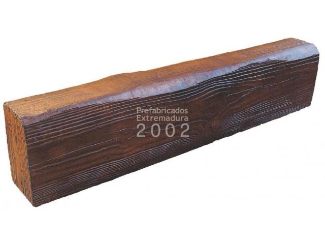 Prefabricados extremadura 2002 productos cargaderos - Imitacion madera para fachadas ...